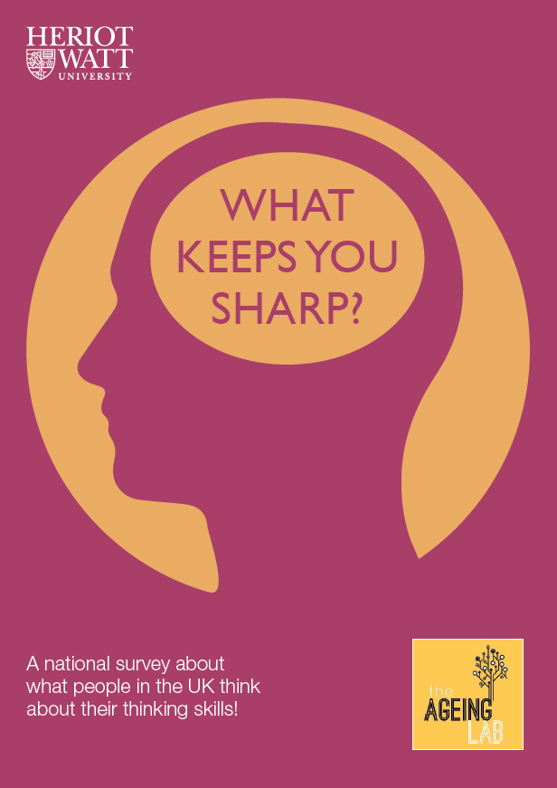 What Keeps You Sharp Report cover